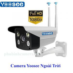 camera wifi yoosee thân 1080P ngoai troi