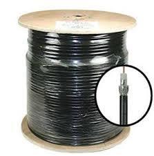 dây tín hiệu màu đen