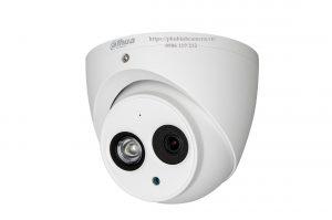 camera dahua Dome 2..0Mp có Mic ghi âm vỏ kim loại