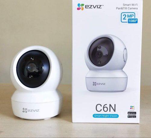 camera c6n 2M-1080P lắp đặt camera cho gia đình