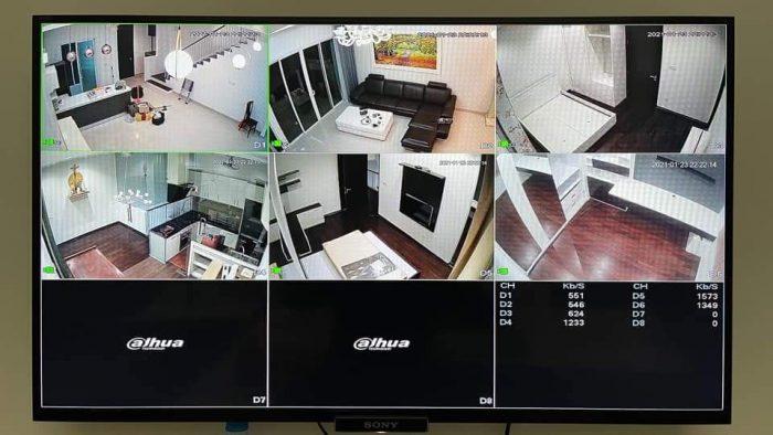 lắp camera tại nhà