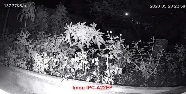 So sánh hình ảnh ban ngày của camera Imou và Ezviz