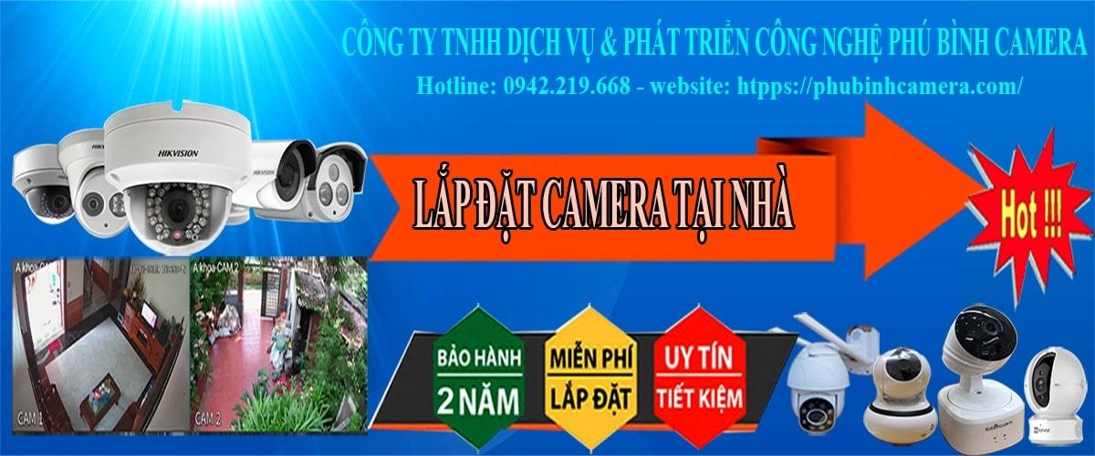 Ảnh Baner Phú Bình Camera