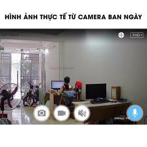 Camera Wifi Carecam PAF200 2.0Mpx -1080p