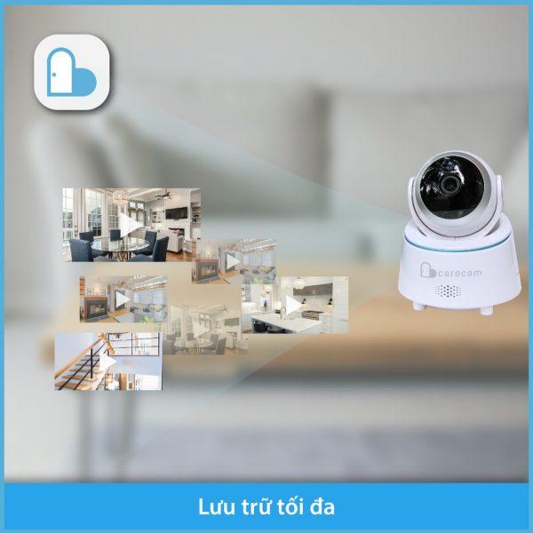 Camera wifi Carecam LHY200-T 2.0MP 1080P
